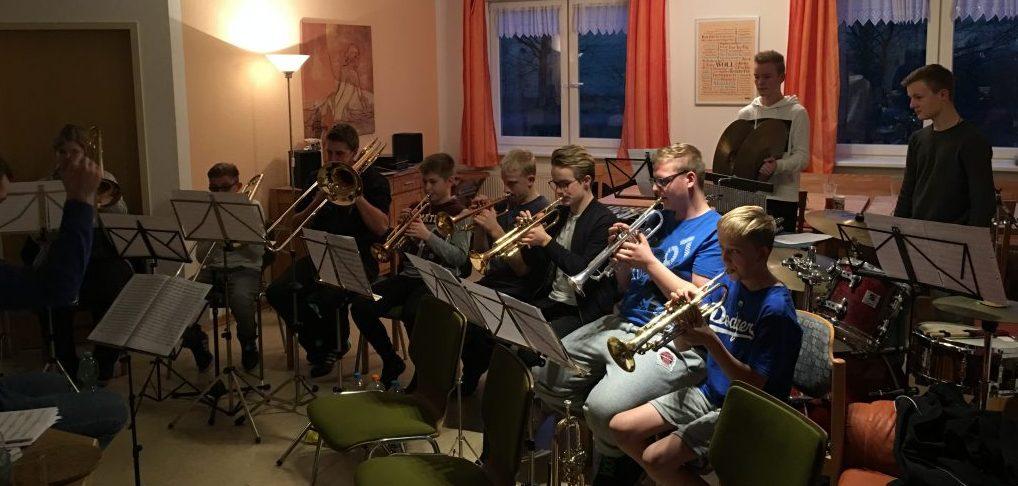 Probenwochenende Jugendorchester